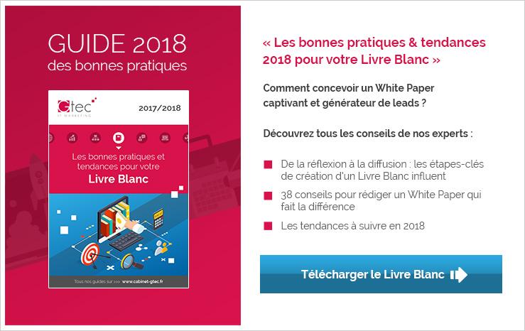 3 Tendances 2018 Pour Les Livres Blancs