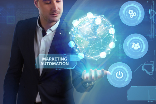 marketing automation infographie b2b