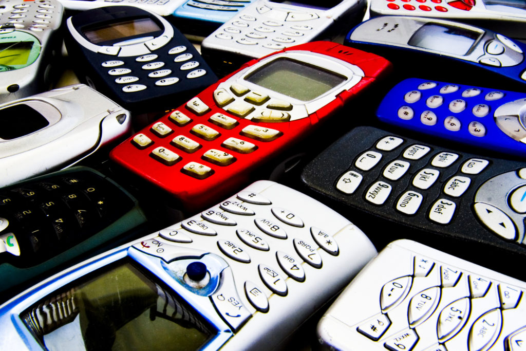 Téléphones Nokia