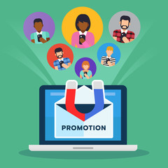 Principe de l'inbound marketing pour éditeur de logiciel