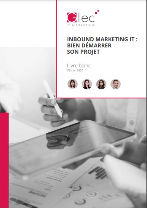 livre blanc inbound marketing