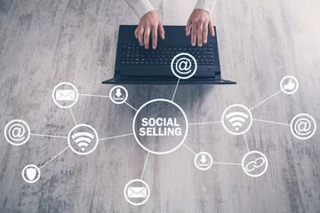 Le social selling : comment mettre en place une force de vente 4.0 au service de la performance commerciale des éditeurs de logiciels et SSII (ESN)