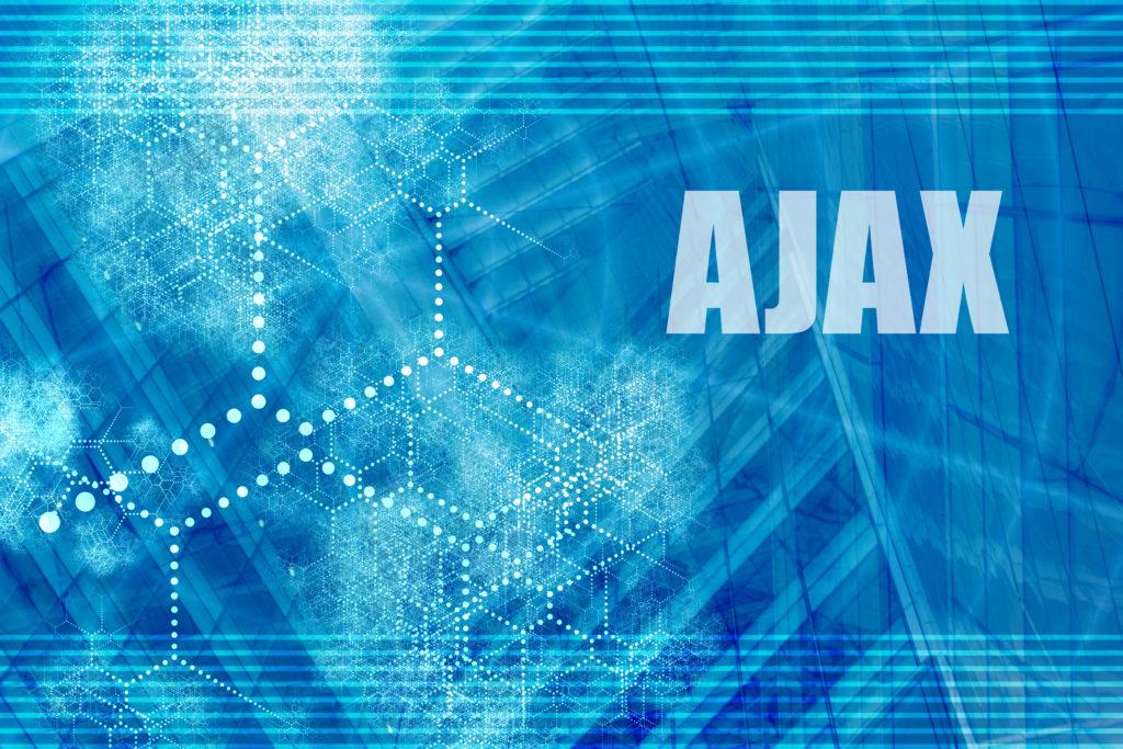 Technologie Ajax