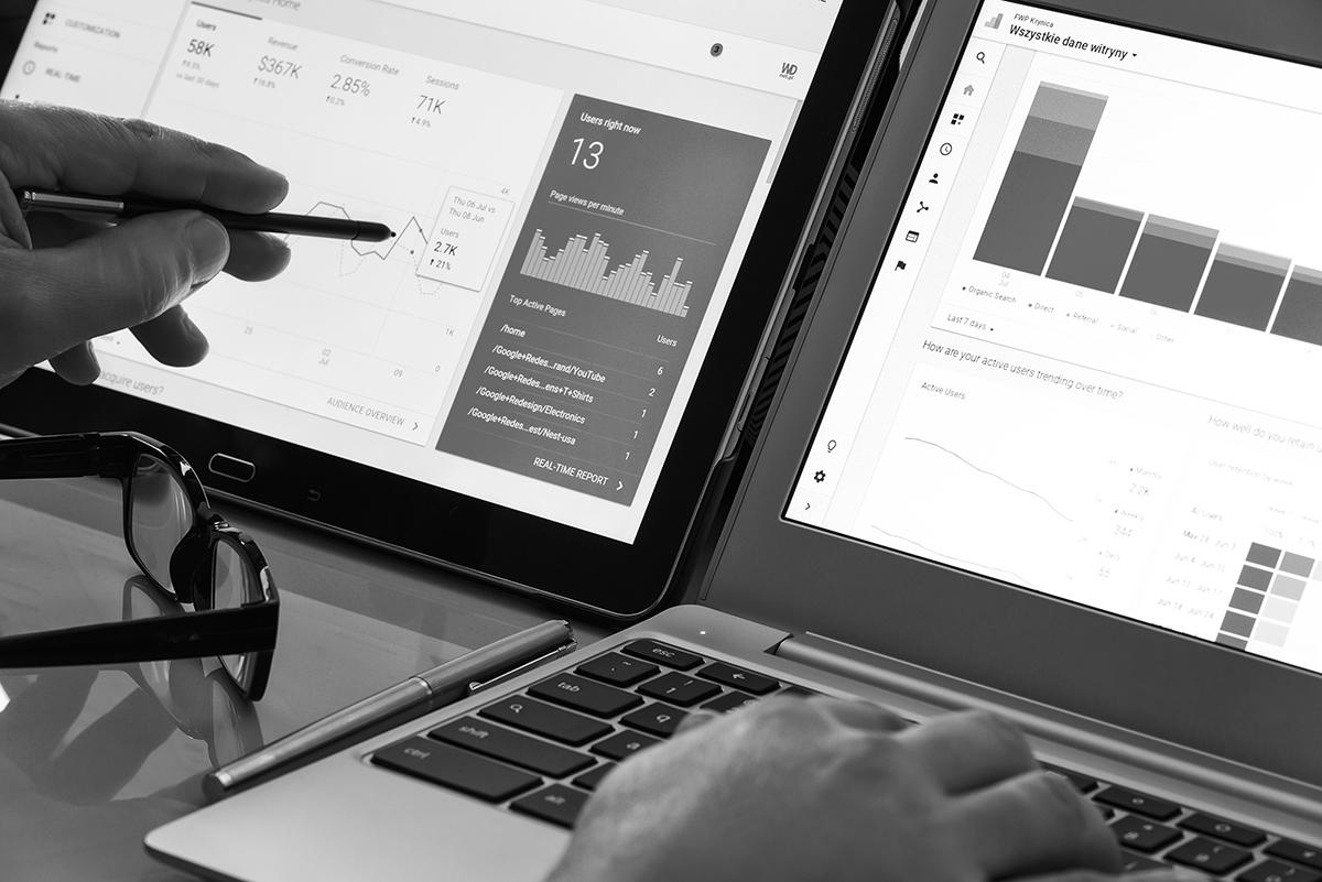 Statistiques d'une campagne de rédaction de contenu pour un éditeur de logiciel