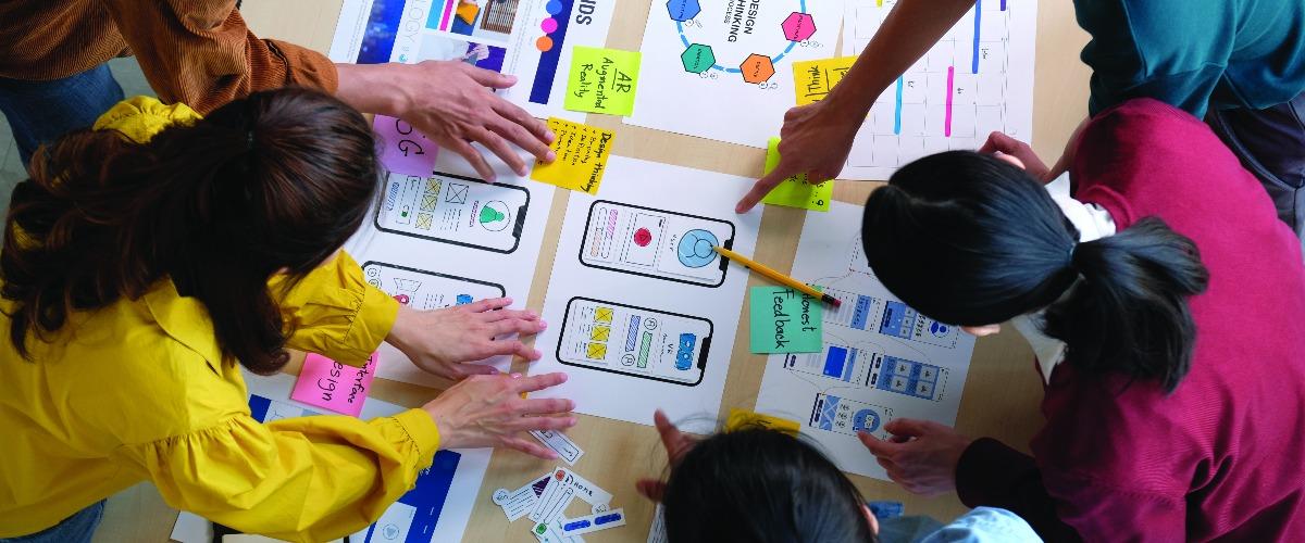 Conception d'une stratégie de communication multicanale