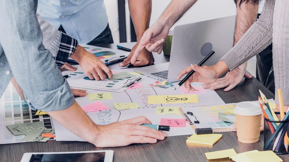Réalisation d'une étude de marché IT en méthode agile